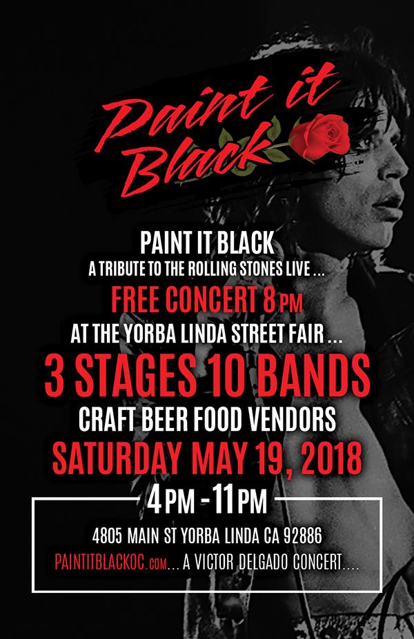 Paint it Black LIVE!