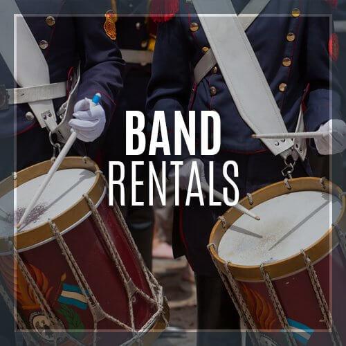 Band Rentals