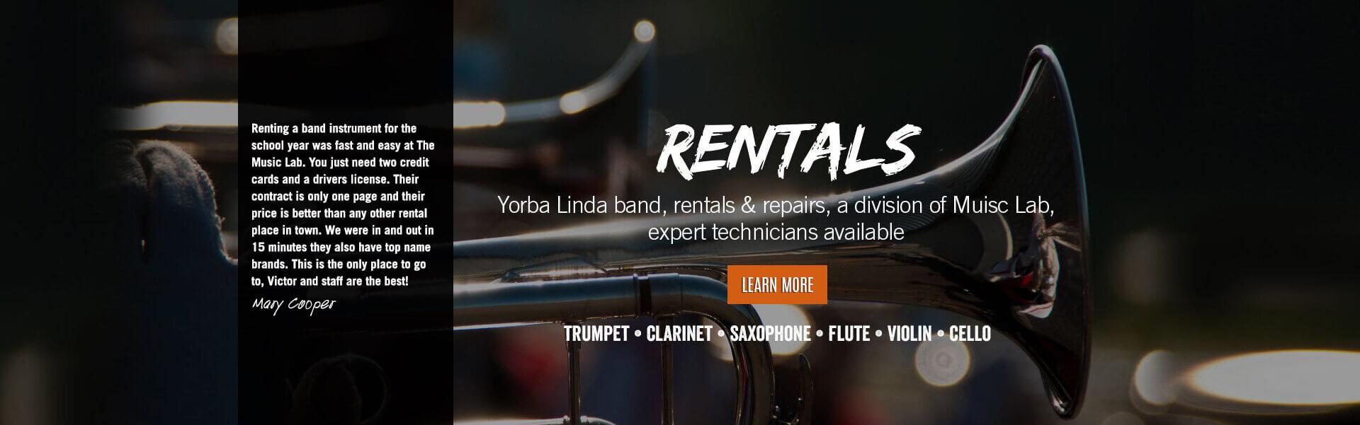 Music Store Yorba Linda